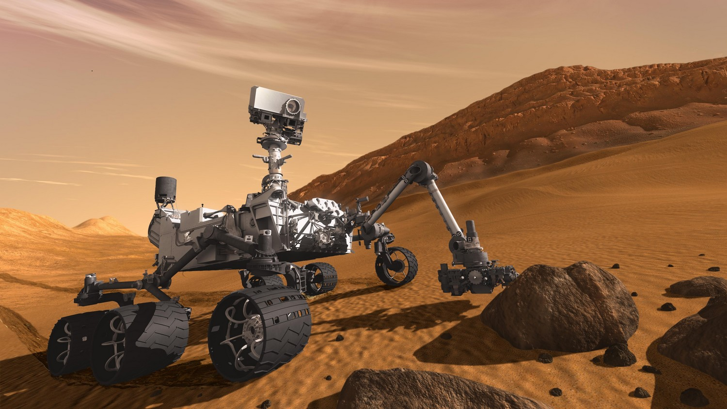 mars rover mission nasa - photo #6
