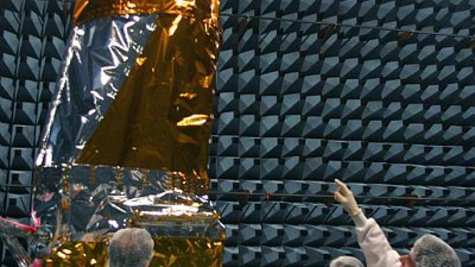 Le télescope spatial Corot