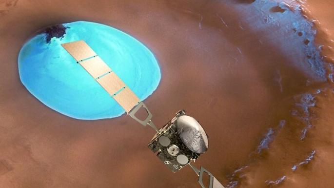 Mars Lead