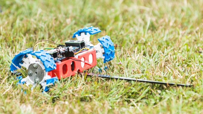 CanSat Rover
