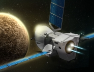 BepiColombo à l'approche de Mercure