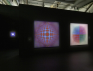 Exposition Vasarely Cnetre Pompidou 2019