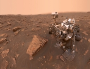 Robots martiens