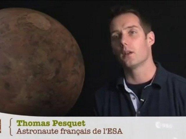 Thomas Pesquet : astronaute nouvelle génération