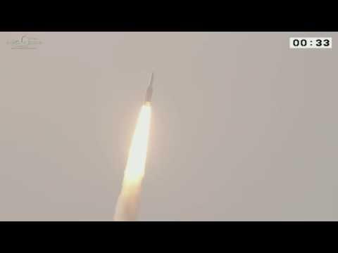 Décollage d'Ariane 5 (21/12/16) - VA234