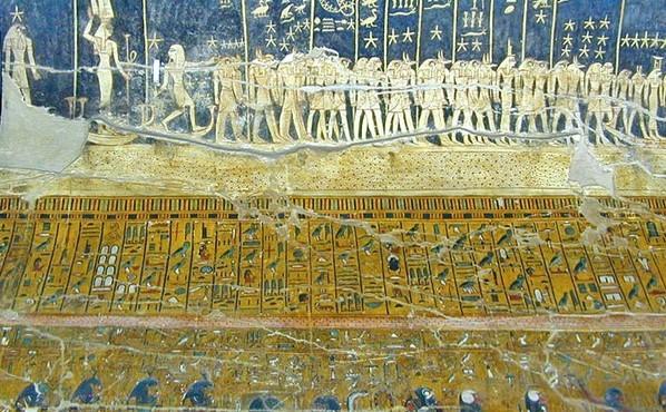 Clepsydre de Karnak