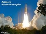 Voir le poster Ariane 5