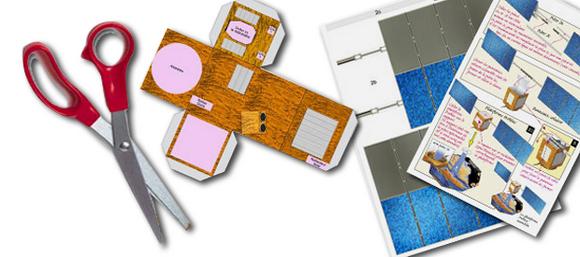 maquette satellite