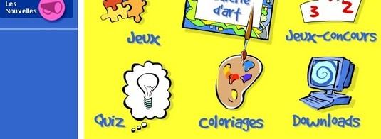 Jouer sur le site kids de l'ESA