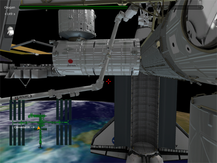 Cliquer pour jouer sur le site de la NASA