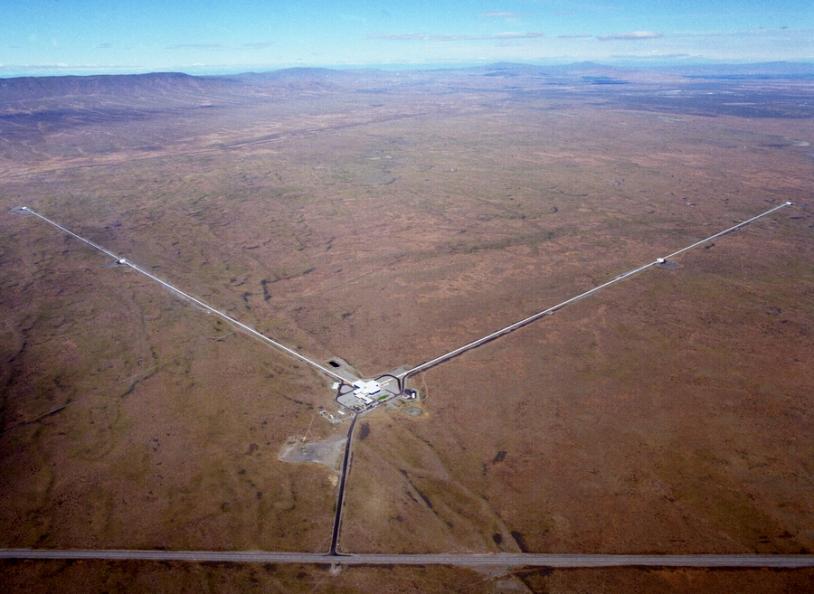 L'interféromètre américain LIGO