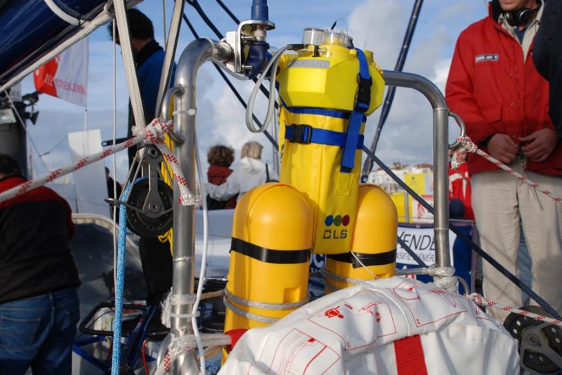 Chaque bateau est équipé de balises iridium MAR YI qui permettent de les localiser