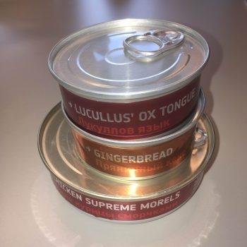 Les plats mitonnés pour Thomas Pesquet par le chef Thierry Marx