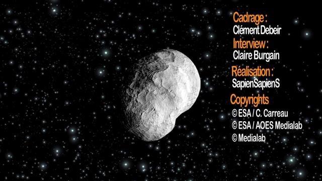 Peut-on prévoir la chute d'astéroïdes grâce aux satellites ?