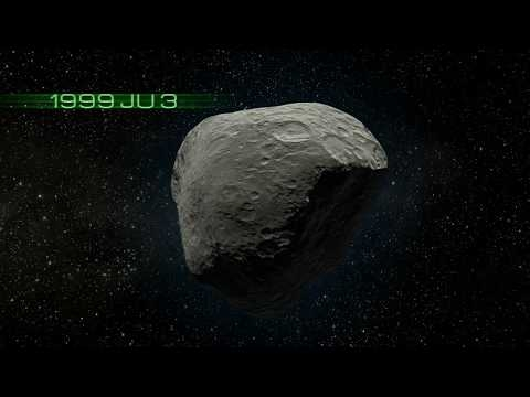 [Vidéo] MASCOT : mission kamikaze vers l'astéroïde Ryugu