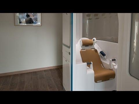 [Vidéo] Consult Station : la 1ere cabine médicale connectée