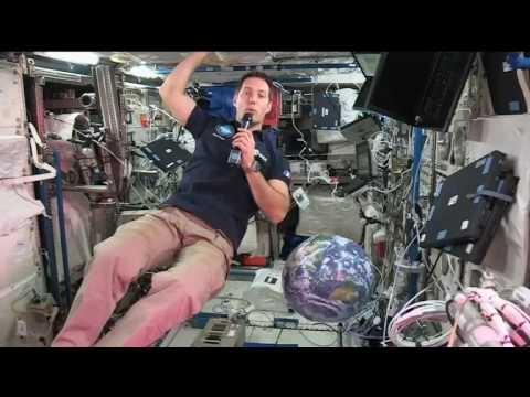[Vidéo] Conférence de presse depuis l'ISS le 23 novembre 2016