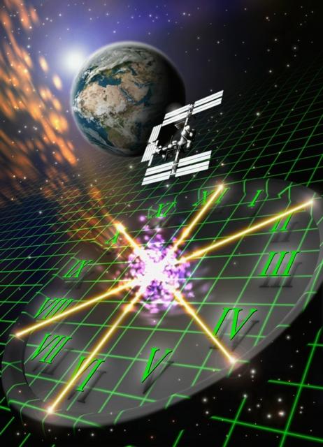 Testée depuis 1997, l'horloge atomique Pharao sera envoyée vers l'ISS en 2013 © Jean Vuillon/CNES