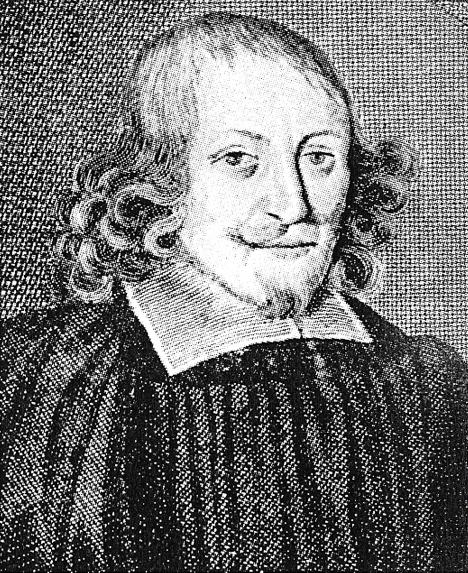 Portrait de l'astronome Jean Picard